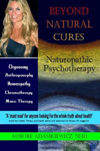 1st book by Dr, Aurore