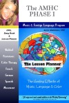 "Dr. Aurore's Therapeutic music and foreign language program as mentioned in her book ""Beyond Natural Cures"" Lesson planner, Music Book and DVD"