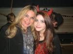 Dr. Aurore and her daughter that was viciously attacked at Hartland High School Halloween 2012