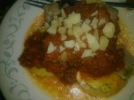 Aurore's Polenta Lasagna: the secret is out!