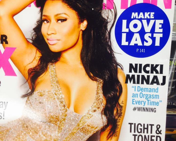 Rap Porn Star Nicki Minaj